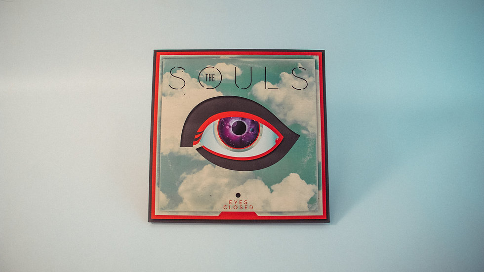 Eyes Closed - Vinyl