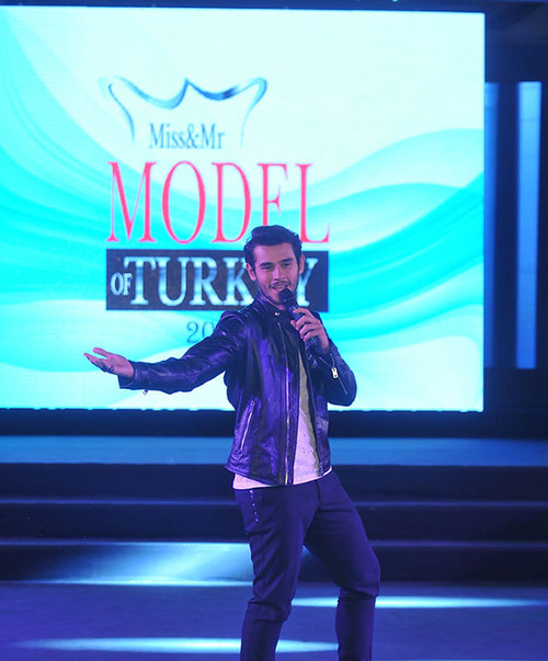 Miss&Mr Model Of Turkey 2016 Cem Belevi Performansı