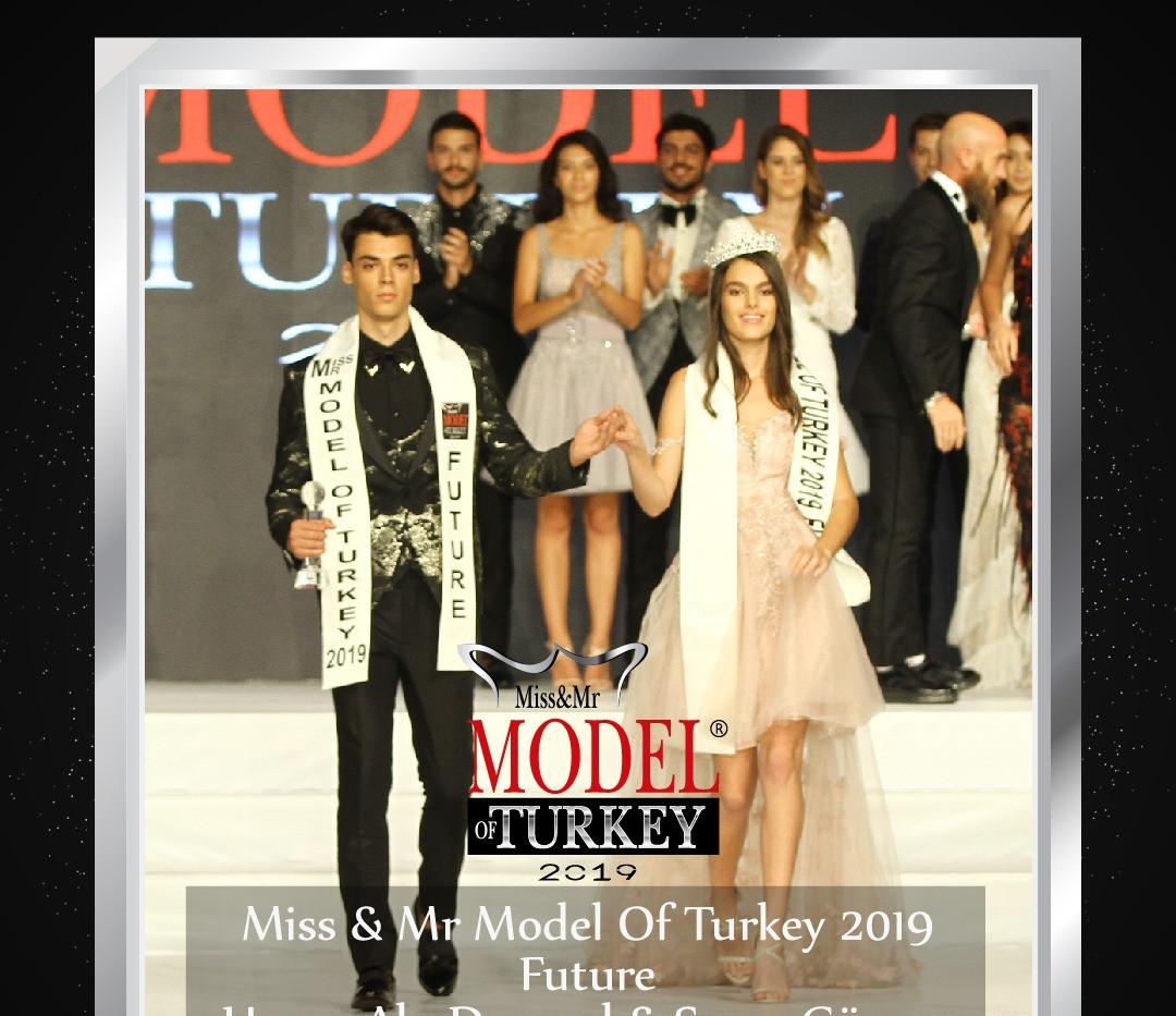 Miss & Mr Model Of Turkey 2019 Future