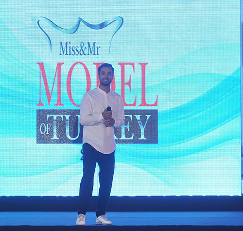 Miss&Mr Model Of Turkey 2016 Tan Taşçı Performansı