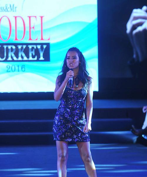 Miss&Mr Model Of Turkey 2016 Tuğba Yurt Persormansı