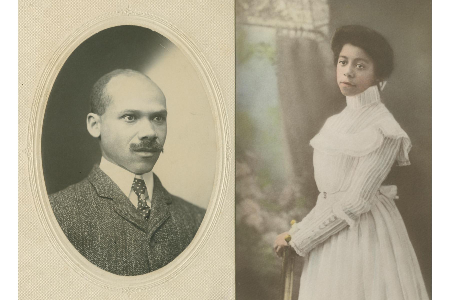 John and Freida Kenney