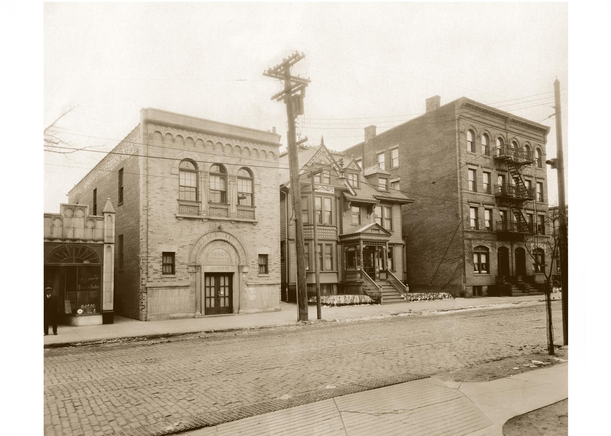 Kenney Memorial Hospital