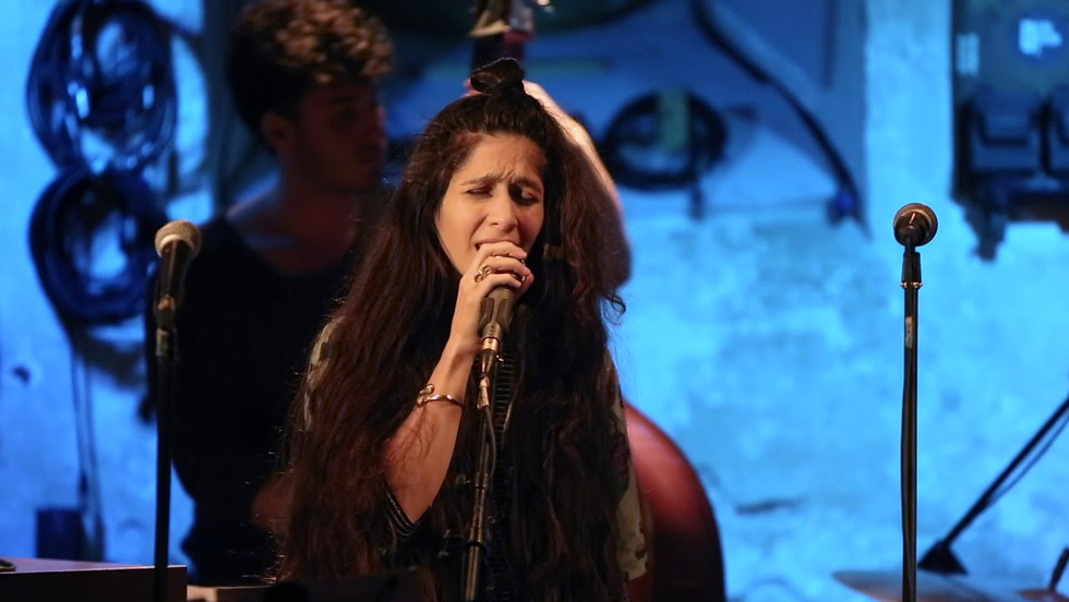 Hebrew Songs Project