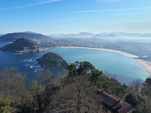 Visite privée de Donostia-San Sebastian et Pasaia depuis San Sebastien