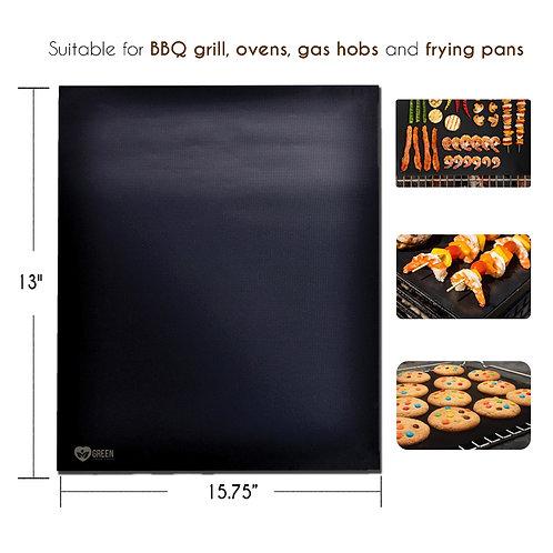 Tapis réutilisable pour le BBQ
