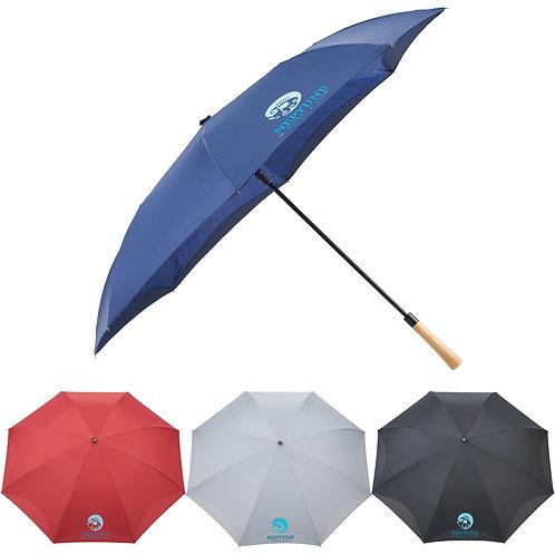 Parapluie à inversion en matières recyclées