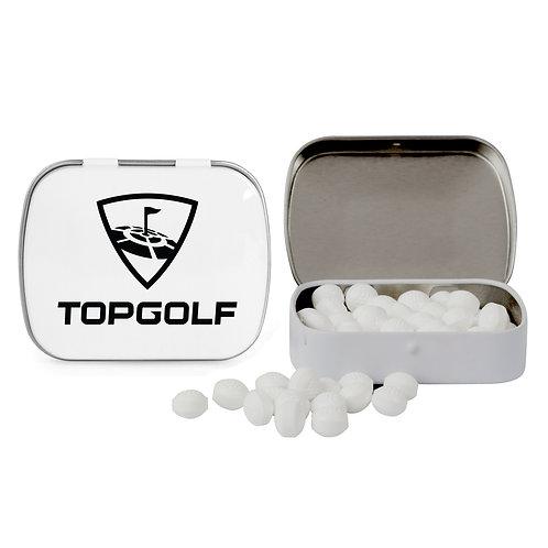 Menthes en forme de balle de golf