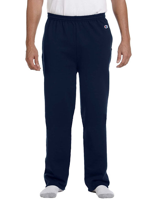 Pantalon en molleton à jambes droites avec poches Dry Eco Champion