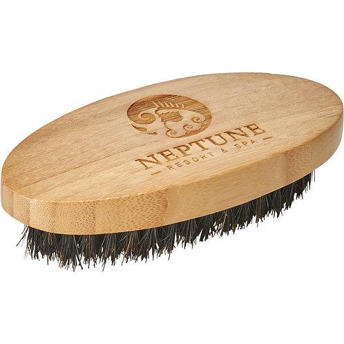 Brosse pour la barbe et le corps en bambou