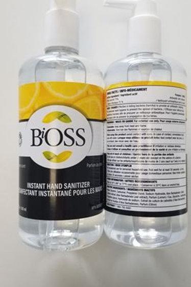 Gel antibactérien - Bioss- 24 unités