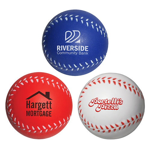 Balle de baseball anti-stress