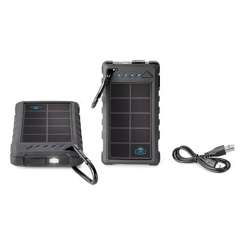 Banque de puissance à énergie solaire de 8000 mAh