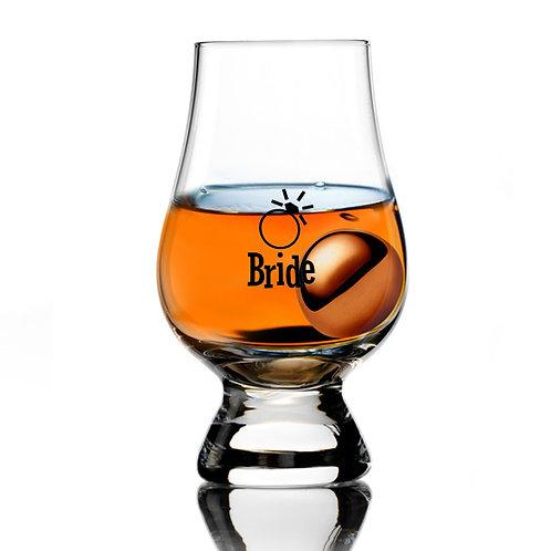 Ensemble de goûteur de scotch