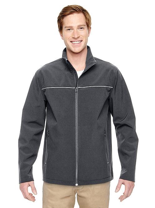 Manteau extensible et imperméable