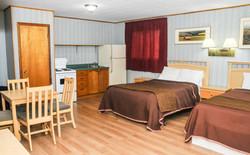 Park Side Motel Room 1