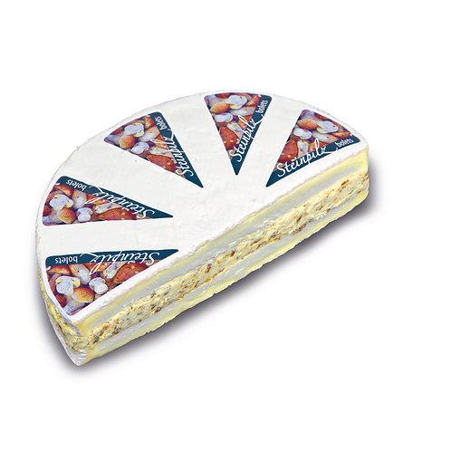 Brie Nangis mit Steinpilz-Frischkäsecreme gefüllt (ca. 800g)