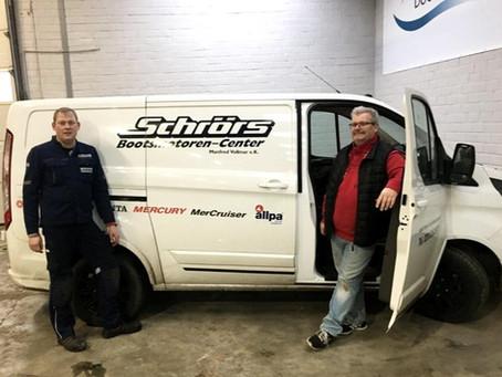 Unser Partnerunternehmen Schrörs Bootsmotoren-Center  - Gemeinsam für dein Gebrauchtboot!