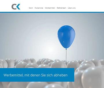Website Konzept