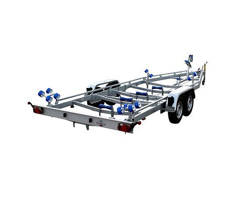 Bootstrailer für Motorboote