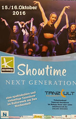 Showtime Next Generation