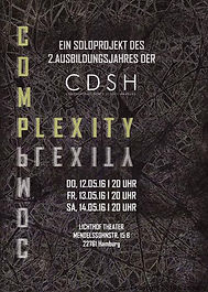 CDSH Contemporary Dance School Hamburg Complexity