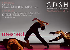 CDSH Contemporary Dance School Hamburg meshed