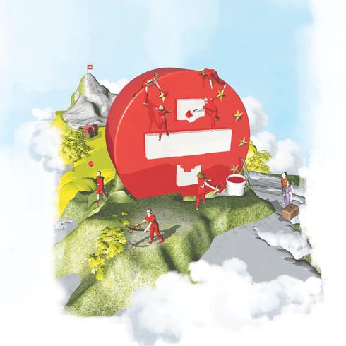 Schweiz Masseneinwanderung