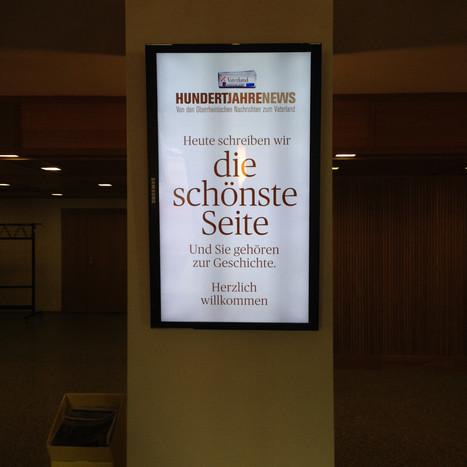 Hundertjahrenews, Liechtenstein