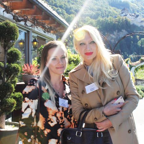 Tatjana Schnalzger und Tatjana Stojnic