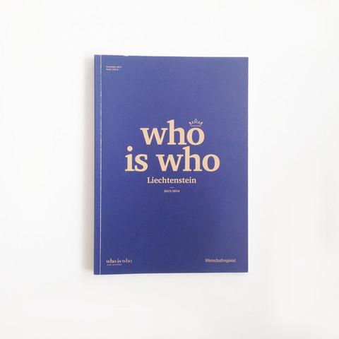 Who is Who, Liechtenstein