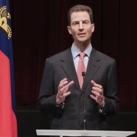 Erbprinz Alois von und zu Liechtenstein