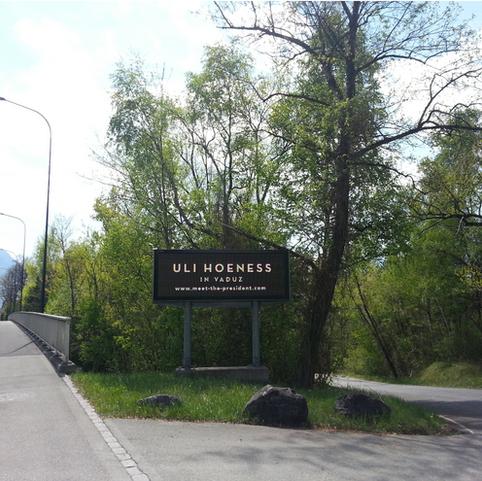 Meet the President, Liechtenstein