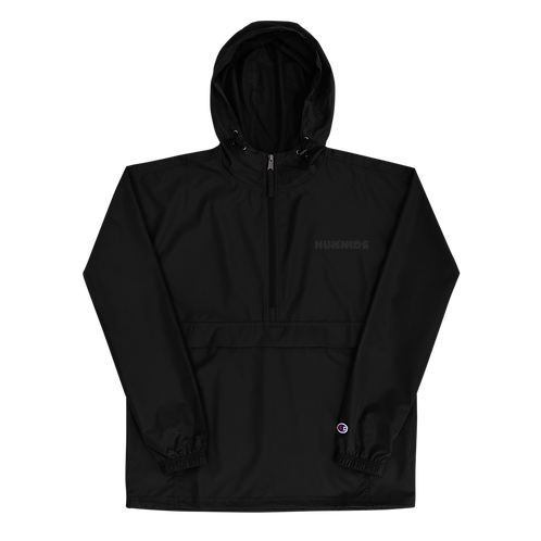 Triple Black Hunnids Storm Jacket