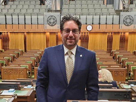 KYLE SEEBACK, M.P. NAMED DEPUTY SHADOW MINISTER FOR IMMIGRATION, REFUGEES AND CITIZENSHIP