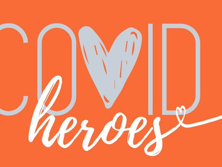Do You Know a Local COVID Hero – Nominate them Today!