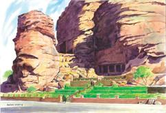 3 Badami Caves - Karnatka .jpg