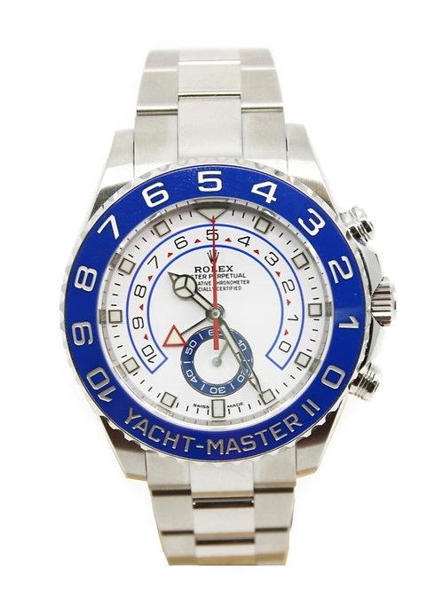 Rolex Yacht-Master II Mens Watch - Model 116680