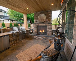 McHugh Remodeling Outdoor Kitchens