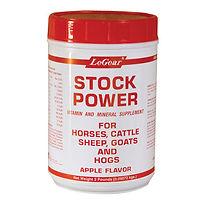 stock-power-big - Goodwinol Products Corp