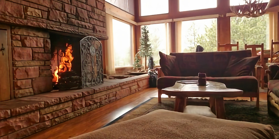 Knitting by the Fire: A Crafter's Cabin Weekend