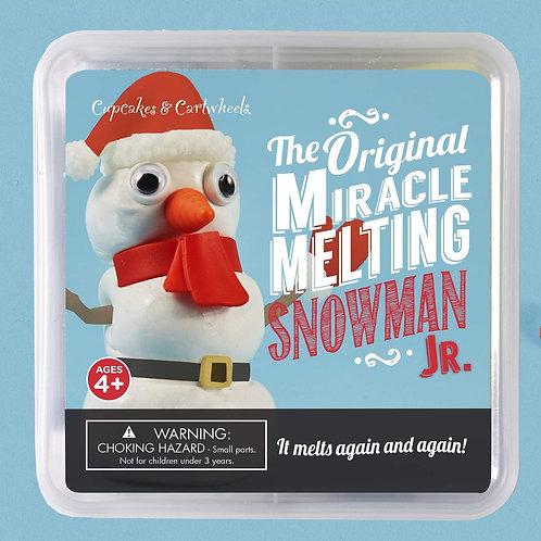 Miracle Melting snowman