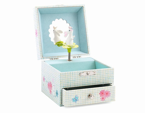 Musical Jewelry Box - Sweet Rabbit
