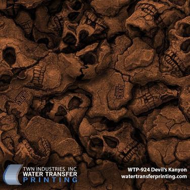 WTP-924 Devils Kanyon Brown