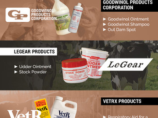Trusted and Reputable - Goodwinol Products