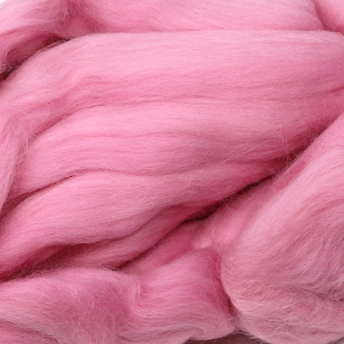 Dyed Corriedale - Pink