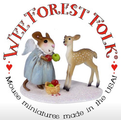 Wee Forest Folk - AEI Studio & Gifts
