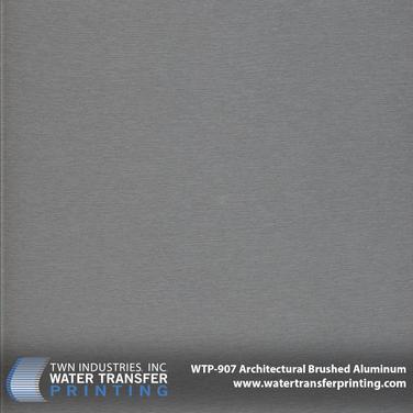 WTP-907 Architectural Brushed Aluminum