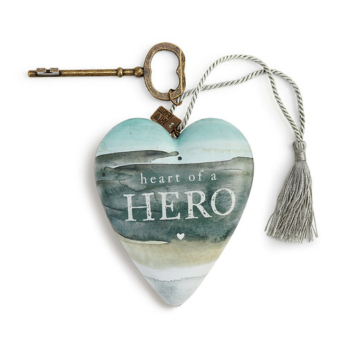 Art Heart - Heart of a Hero