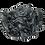 Thumbnail: Dyed Merino Silk Top - Black